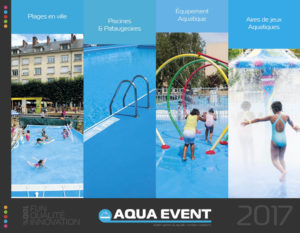 catalogue location vente piscines plages aqua event