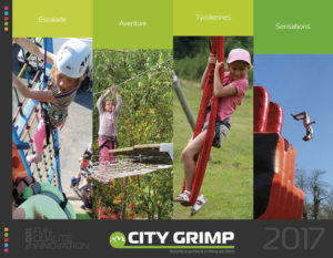 catalogue location vente escalade aventure city grimp