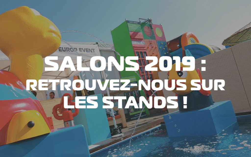 Salons 2019 Europ Event